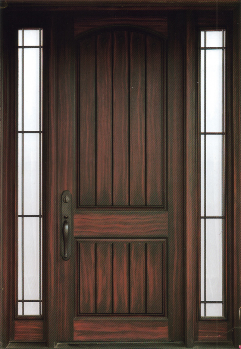 Front entry doors toronto custom exterior doors for Decorative entrance doors