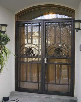 Pioneer Windows Amp Doors Toronto Security Screen Doors