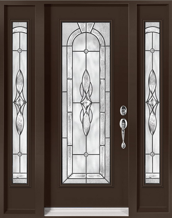Front entry doors toronto custom exterior doors for Custom made exterior steel doors